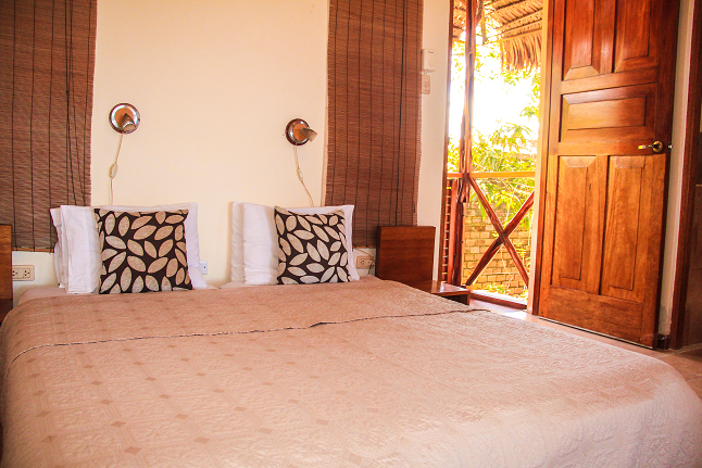Garden apartment for rent in Iquitos