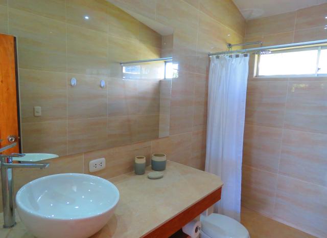Penhouse bathroom, Boulevard 251, Iquitos