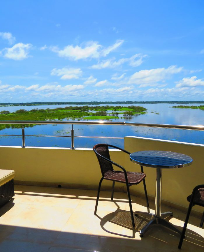 Iquitos apartment river view