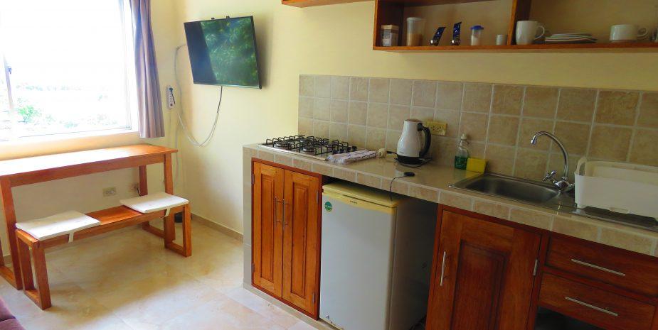Studio 24 kitchen