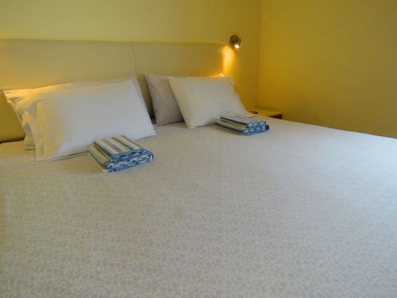 Penthouse Aloe Vera king bed
