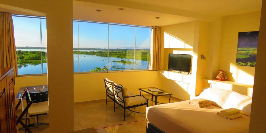 Riverside apartmenty (no balcony)